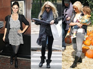 Army Boots for Women Styles