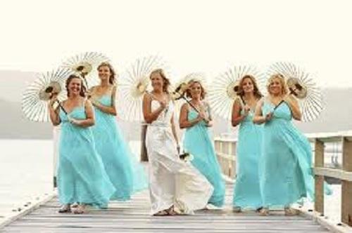 Beach Wedding Bridesmaid Dresses 2013