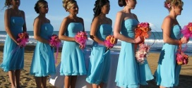 Beach Wedding Bridesmaid Dresses Cute Innovation