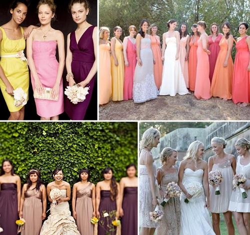 Beach Wedding Bridesmaid Dresses UK