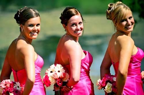 Beach Wedding Hairstyles Bridesmaid 2013