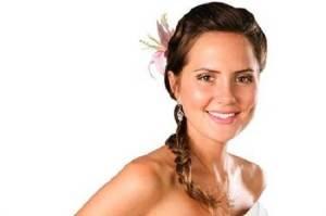 Beach Wedding Hairstyles Bridesmaid Ideas