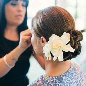 Beach Wedding Hairstyles Flowers 2013