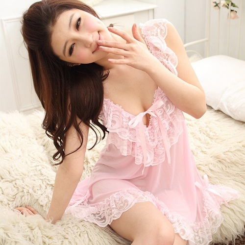 Beautiful Nightgowns for Women Pictures