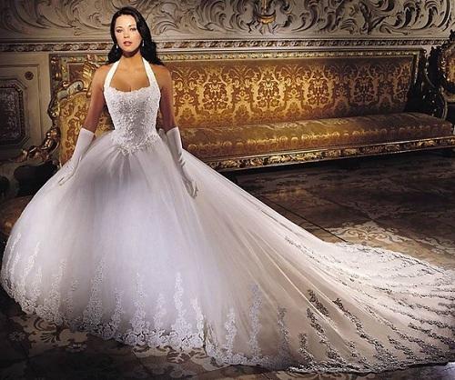 Bridal Dresses Princess Style 2013