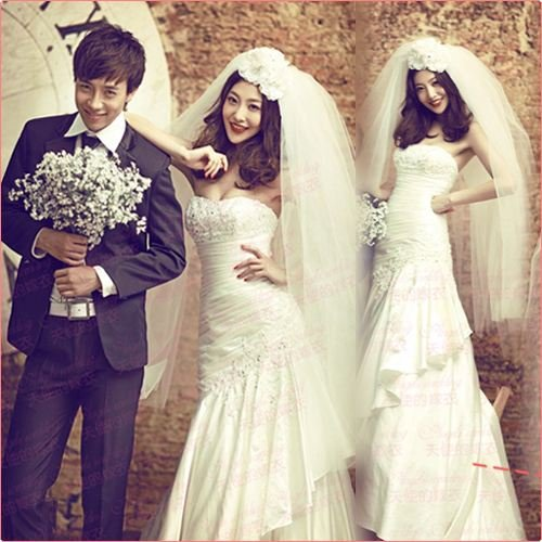Bridal Dresses Princess Style Images