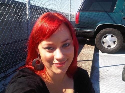 Bright Red Hair Dye 2013