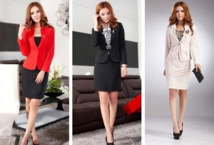 Business Attire for Women Skirt