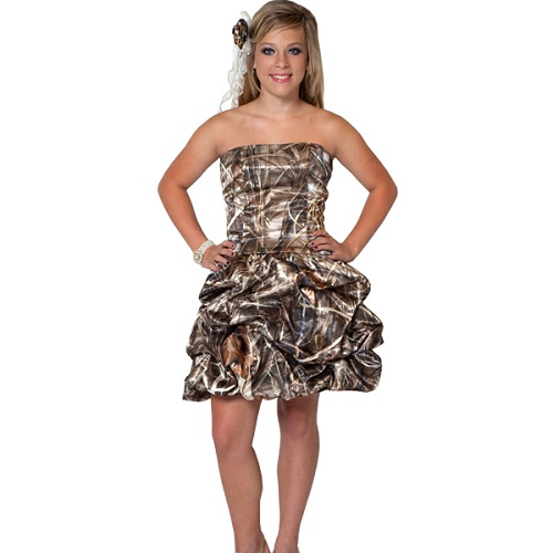 Camo Prom Dresses 2013 Images