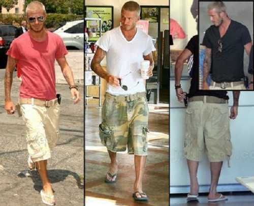 Cargo Shorts for Boys Styles