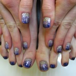 Cool Shellac Nail Designs Ideas