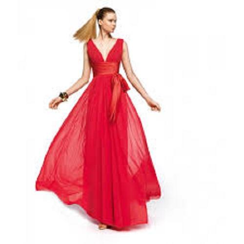 Deep V Neck Prom Dress Ideas