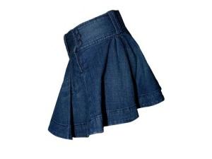 Denim Skirts for Women Petite