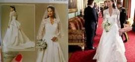 Dress Patterns Wedding Dress for Custom Gown Ideas