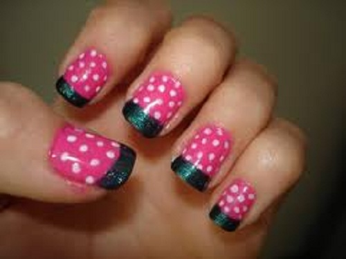 Easy Nails Designs for Kids 2013