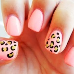 Easy Short Nail Designs 2013