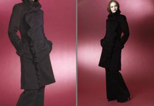Fancy Coats for Women Images