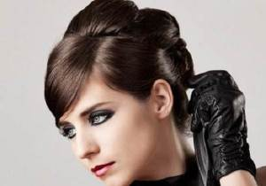 Gothic Updos Long Hair Styles