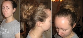 Long Hair Messy Updos Easy for Formal Occasion