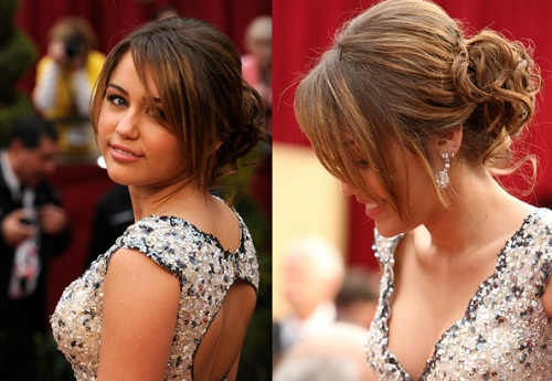 Long Hair Messy Updos Easy Images