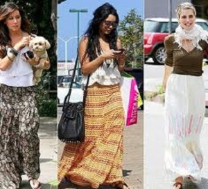 Long Skirts for Women Images