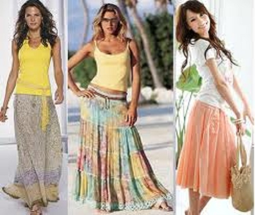Long Skirts for Women UK