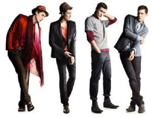 Men's Casual Clothing Catalogue