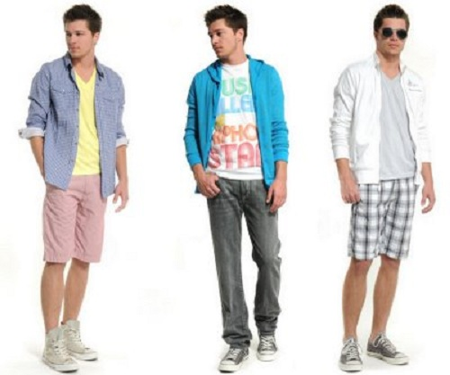 Men's Casual Clothing Styles
