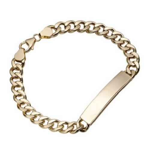 Men's Gold Bracelet India