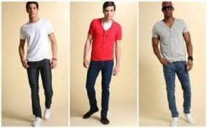 Men's Skinny Jeans Collection