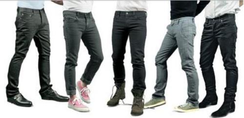 Men's Skinny Jeans Pattern