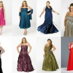 Party Dresses for Plus Size Women Cheap