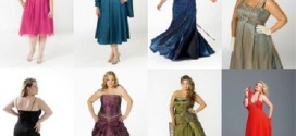 Party Dresses for plus Size Women in Detail