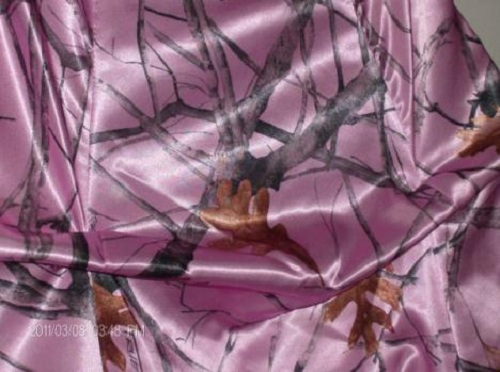 Pink Camo Dresses for Prom 2013