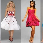 Prom Short Dresses 2013