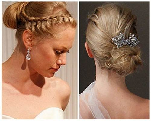Simple Beach Wedding Hairstyles Ideas