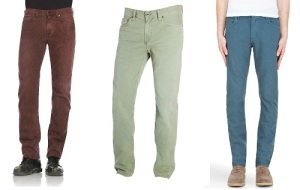 Skinny Pants for Men 2013