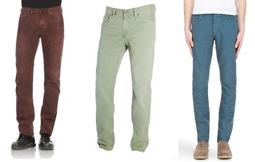Skinny Pants for Men 2013
