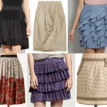 Spring Skirts for Women 2013