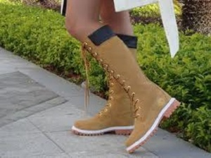 Tall Timberland Boots for Women
