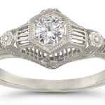 Vintage Wedding Ring Designs