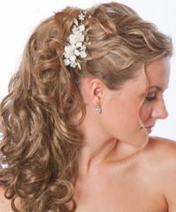 Wedding Hairstyles Curly Down Designs