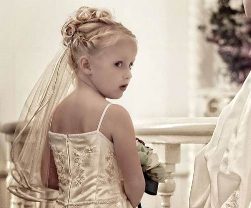 Wedding Hairstyles Junior Bridesmaids Pictures