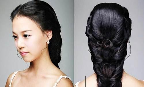 Wedding Hairstyles Korean 2013