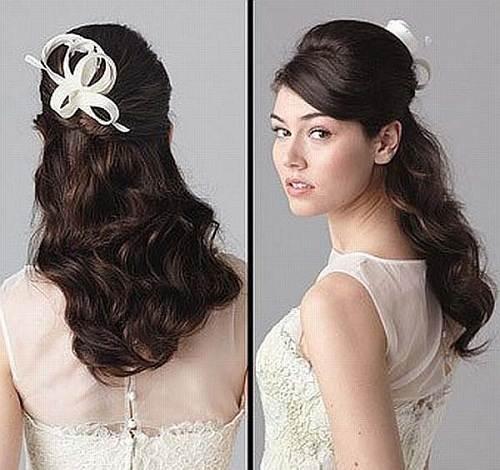 Wedding Hairstyles Korean Styles