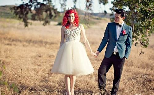 Wedding Hairstyles Red Hair Images