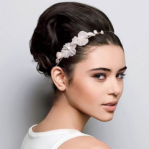 Wedding Hairstyles Retro 2013