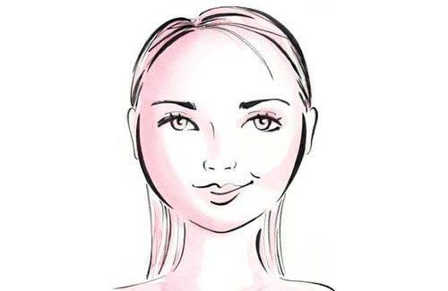 Wedding Hairstyles Round Face Pattern