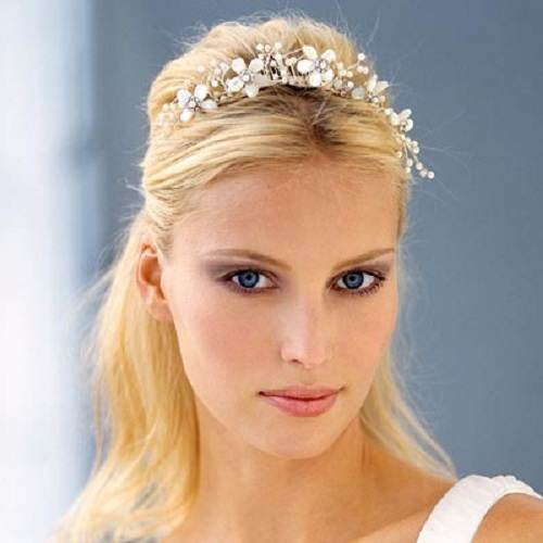 Wedding Hairstyles Shoulder Length Ideas