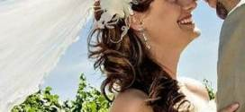 Wedding Hairstyles with Veil in Easy Concept
